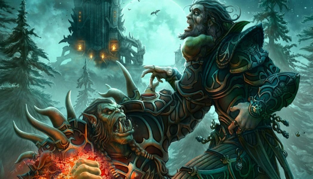 Conoce el lore de World of Warcraft
